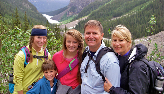 Canadian Rockies Family Multisport 